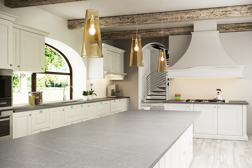 Traditional or modern designs and stone to suit all kitchens
